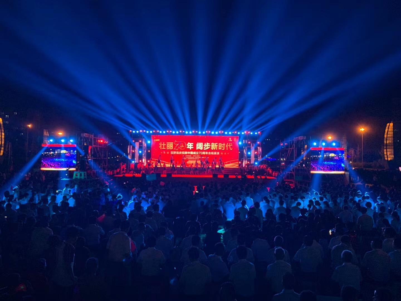 武汉舞台音响租赁公司,舞美灯光设备出租,专业LED大屏彩幕