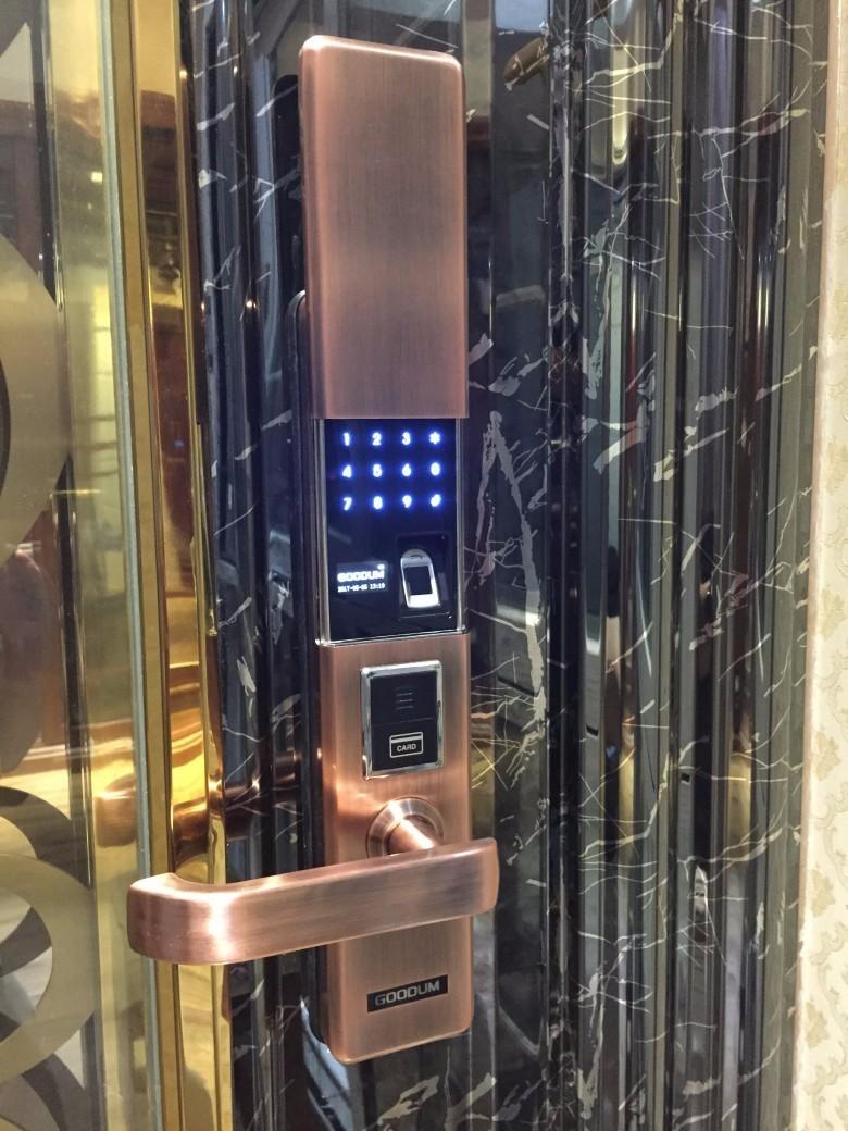 广州市换指纹锁电话