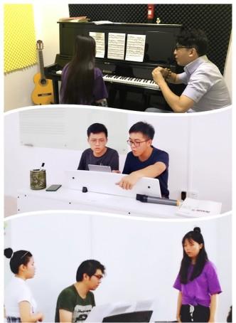 星海音乐艺考省联考 校考-作曲 录音 音乐学 声乐 钢琴