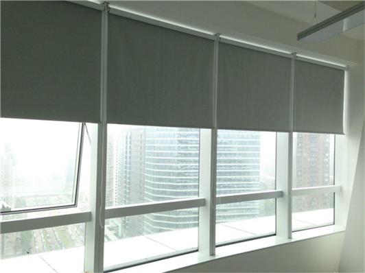 番禺大石长隆周边窗帘生产定制 办公室窗帘百叶帘安装