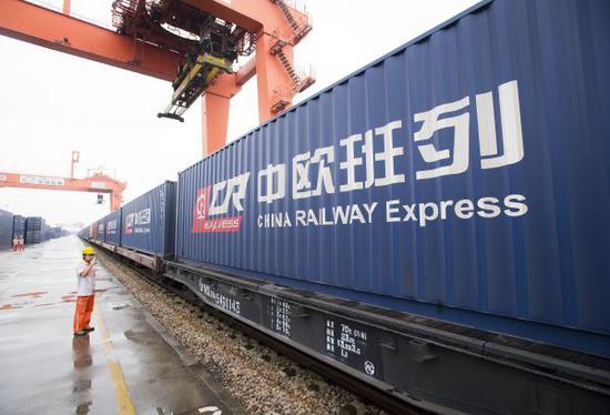 江西宜春中欧铁路报价价格便宜方便快捷一条龙服务到门