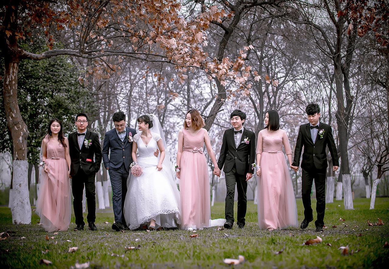 宜春婚礼跟拍 婚礼摄影 婚礼摄像 婚礼跟妆 司仪航拍 航拍服