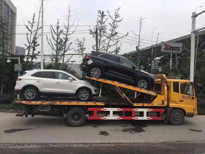 宜春道路救援拖车,汽车送油服务