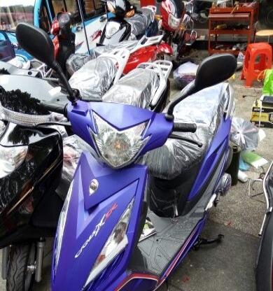 摩托车助力车分期付款