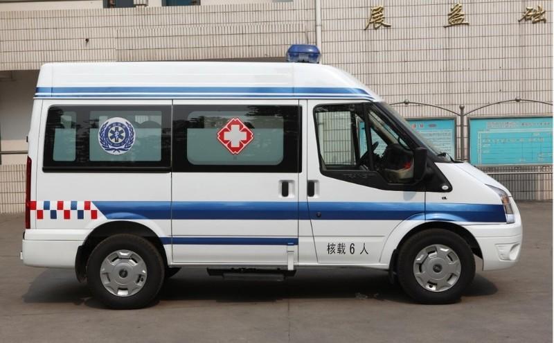 宜春跨省长途救护车120出租服务转院返乡