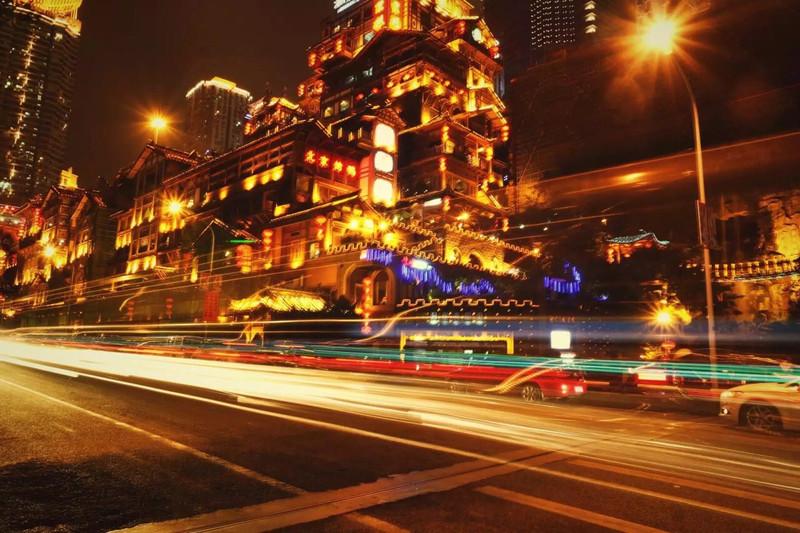 秀派重庆一日游攻略重庆主城旅游景点