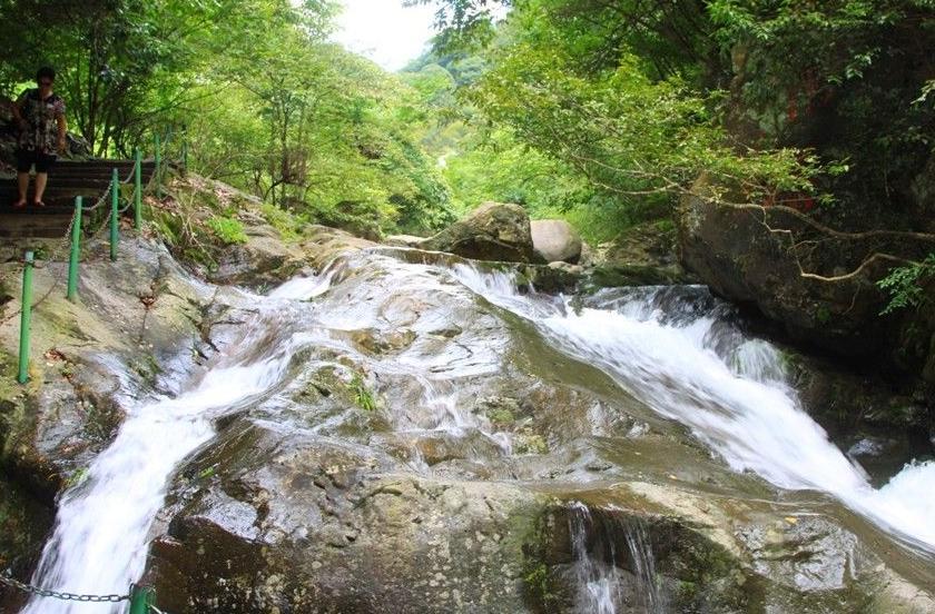 临安太湖源琴湖飞瀑一日游