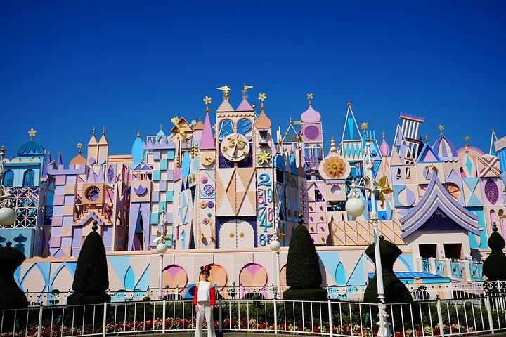 杭州纯玩香港迪士尼乐园2日游童话之旅自由之行