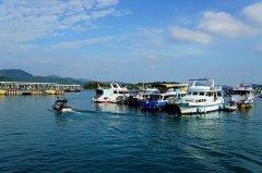 杭州欢乐季港澳游四天三晚海洋公园