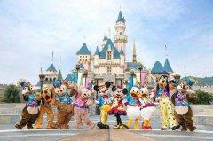 杭州纯玩香港迪士尼乐园2日游自由行童话之旅超值游