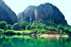 武夷山纯玩游 杭州到武夷山三日游 武夷山二晚三日跟团游